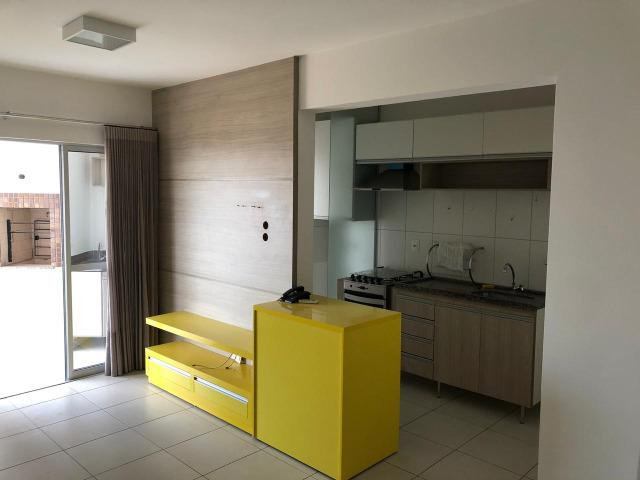 Apartamento Villaggio di Bonifacia Sol da manhã Sacada com Churrasqueira