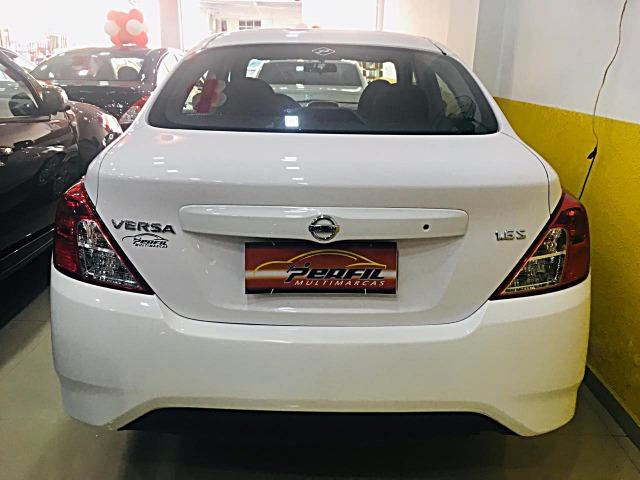 Nissan Versa 1.6S flex 4p manual - Foto 7