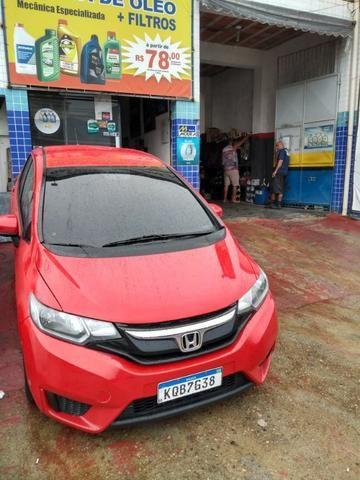 Honda Fit EX Automatico CVT 14/15 - Foto 3