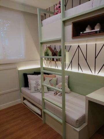 Apartamento 2 quartos, lazer completo junto ao Nova América Metrô Del Castilho! - Foto 17