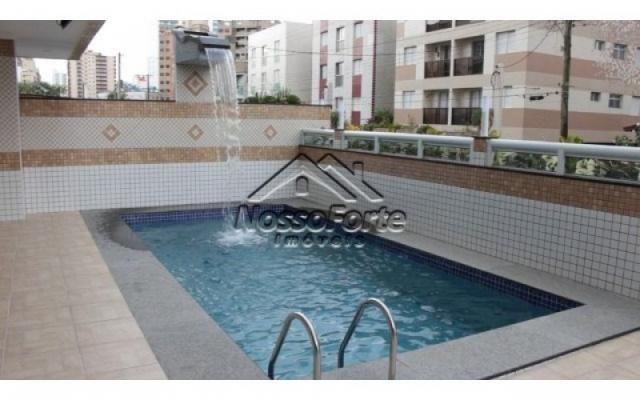 Apartamento na Vila Caiçara em Praia Grande - Foto 6