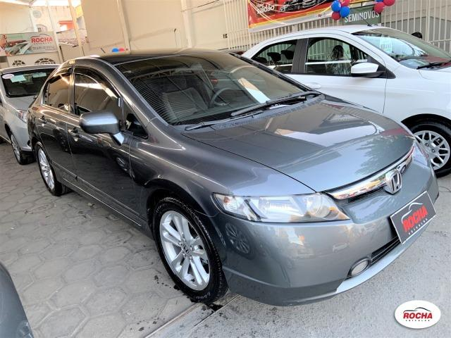 Honda Civic Lxs Top!!!! Super Conservado - Leia o Anuncio! - Foto 2