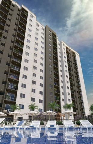 Apartamento 2 quartos, lazer completo junto ao Nova América Metrô Del Castilho!