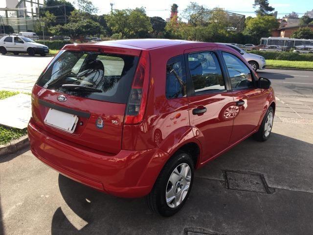 Ford Fiesta 1.6 2011 Único Dono Completo Super Novo - Foto 3