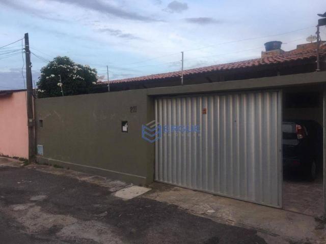 Casa com 4 dormitórios à venda, 165 m² por R$ 300.000,00 - Prefeito José Walter - Fortalez