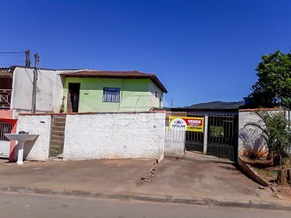 Casa à venda com 2 dormitórios em Jardim silvana, Almirante tamandaré cod:143828