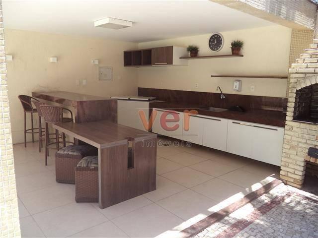 Apartamento com 3 dormitórios para alugar, 112 m² por R$ 1.450/mês - Engenheiro Luciano Ca - Foto 8