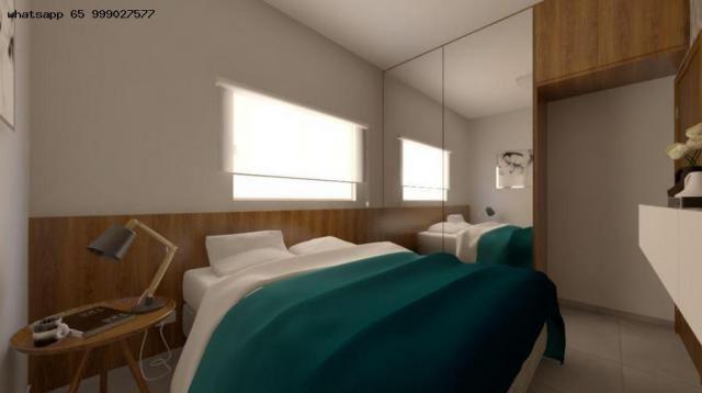 Casa para Venda em Várzea Grande, Nova Fronteira, 2 dormitórios, 1 banheiro, 1 vaga - Foto 8