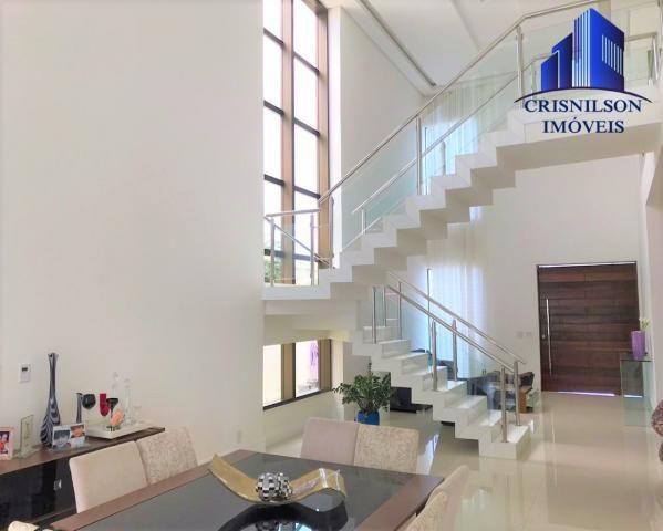 Casa à venda em alphaville ii salvador, 4 suítes, decorada, r$ 1.980.000,00, piscina, 380  - Foto 6