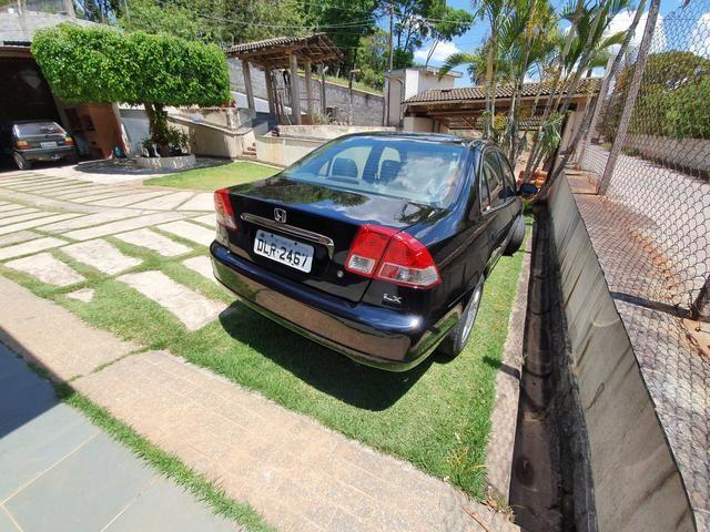 Honda Civic Lx - Foto 4