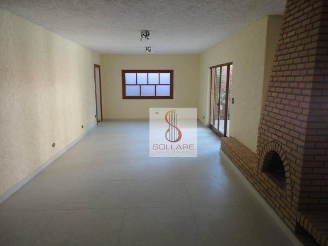 Sobrado para alugar, 338 m² por r$ 6.000,00/mês - jardim apolo - são josé dos campos/sp - Foto 6