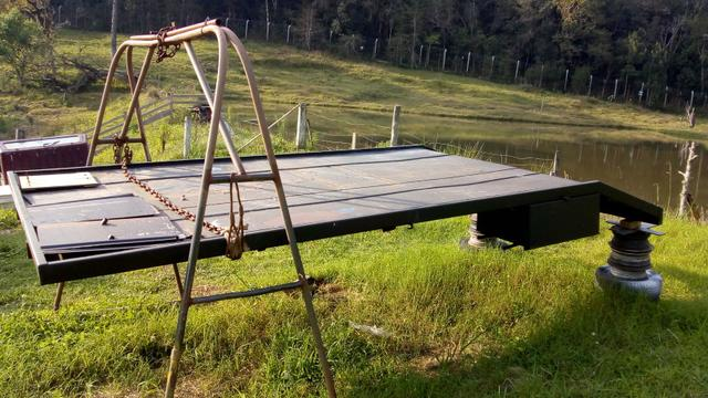 Torro plataforma fixa 3.500 - Foto 3
