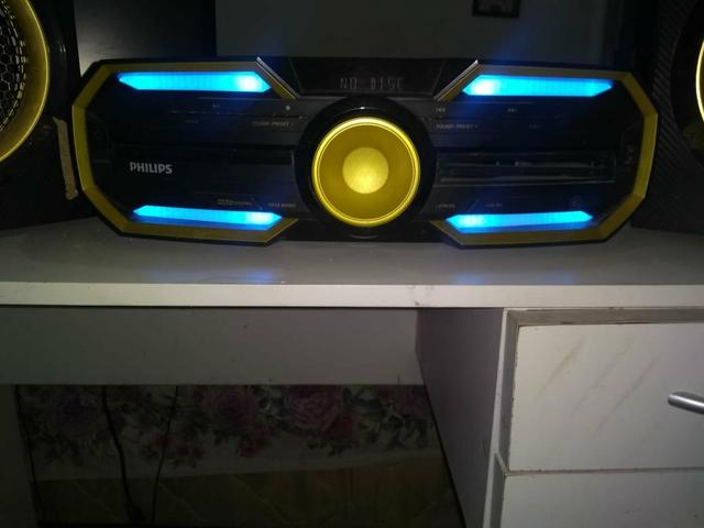 Som Philips Fx30 600 rms - Foto 3