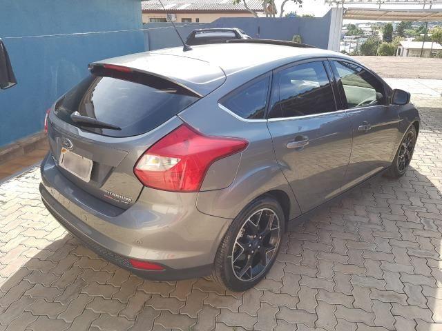 Ford Focus Titanium Plus *Teto Solar* - 2015 - Foto 2