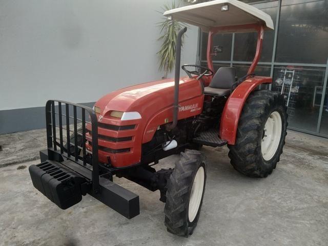 Trator agrícola yanmar - Foto 3