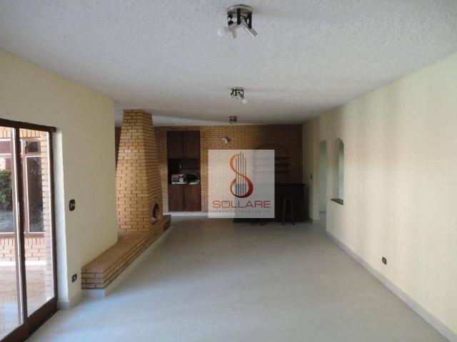 Sobrado para alugar, 338 m² por r$ 6.000,00/mês - jardim apolo - são josé dos campos/sp - Foto 7