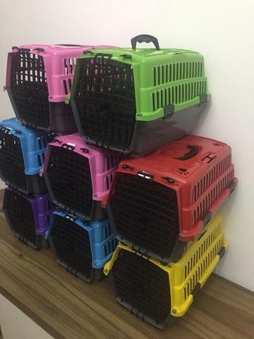 Caixa de Transporte - Gatos