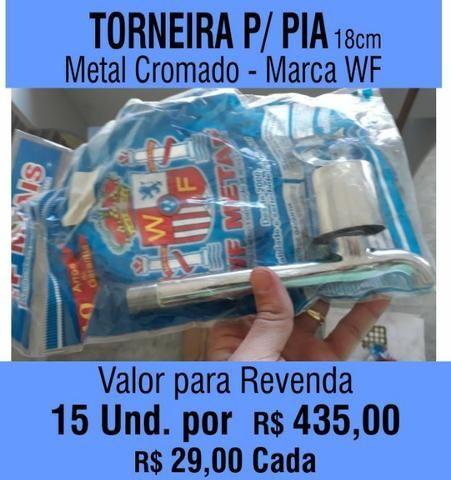 Torneiras, Chuveiro, Registros e Kit para Banheiro - Foto 4