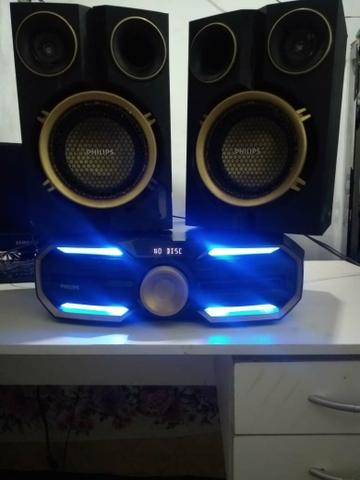 Som Philips Fx30 600 rms