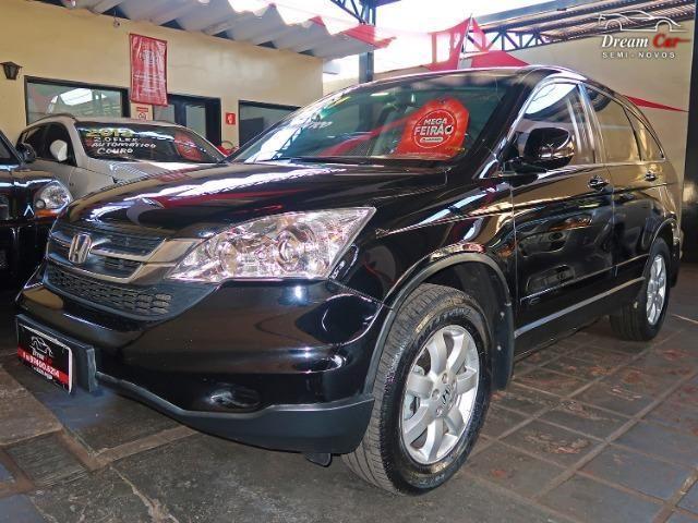 Honda cr-v Lx 2.0 4x2 automática completa 2011 - Foto 3