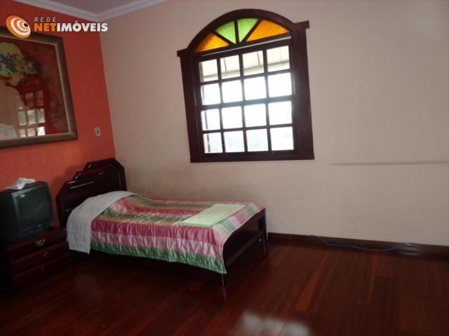 Casa à venda com 4 dormitórios em Alípio de melo, Belo horizonte cod:421325 - Foto 6