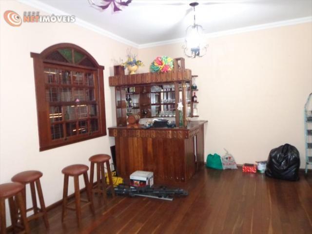 Casa à venda com 4 dormitórios em Alípio de melo, Belo horizonte cod:421325 - Foto 9