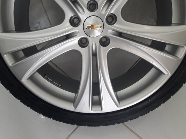 Rodas aro 20 com pneus + molas esportivas do Cruze - Foto 7