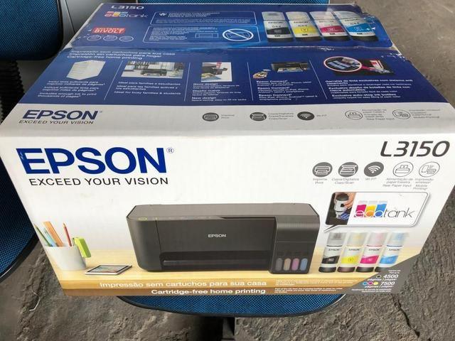 Epson L3150 Software