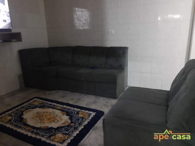 Casa à venda com 2 dormitórios em Aviação, Praia grande cod:585 - Foto 4
