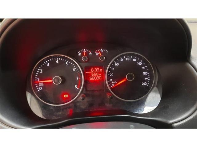 Volkswagen Voyage 2013 1.6 mi 8v flex 4p manual - Foto 10