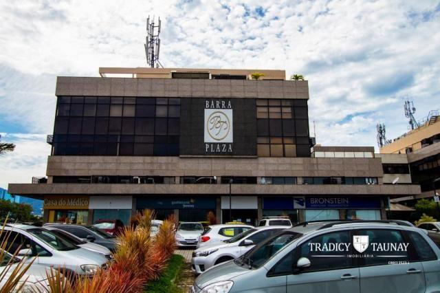 BARRA PLAZA - Barra da Tijuca, Av. Ayrton Senna, ótima sala de 31m² para locação no Barra  - Foto 2
