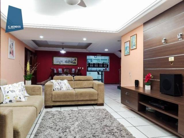 Casa Duplex 360 m² à venda, 5 suites, 4 vagas, Edson Queiroz, Fortaleza. - Foto 5