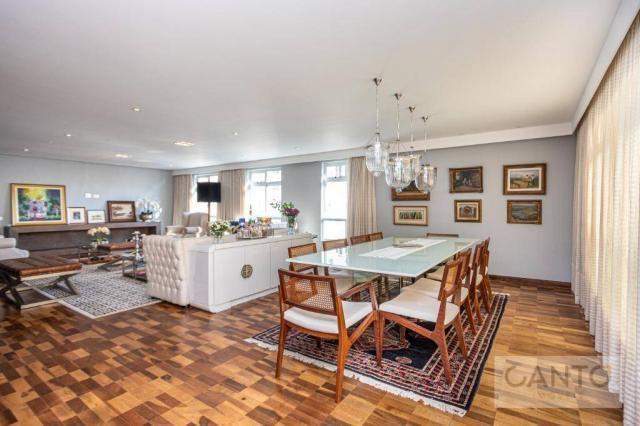 Apartamento com 3 dormitórios à venda, 324 m² por R$ 1.080.000,00 - Centro - Curitiba/PR - Foto 3