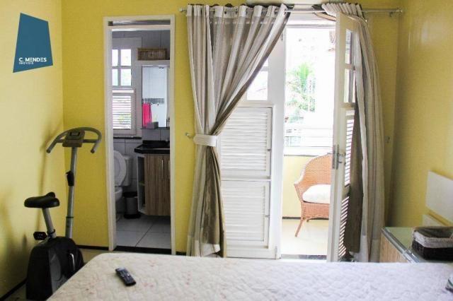 Casa com 3 dormitórios à venda, 290 m² por R$ 390.000,00 - Vicente Pinzon - Fortaleza/CE - Foto 18