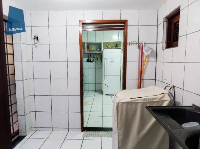 Casa Duplex 360 m² à venda, 5 suites, 4 vagas, Edson Queiroz, Fortaleza. - Foto 15