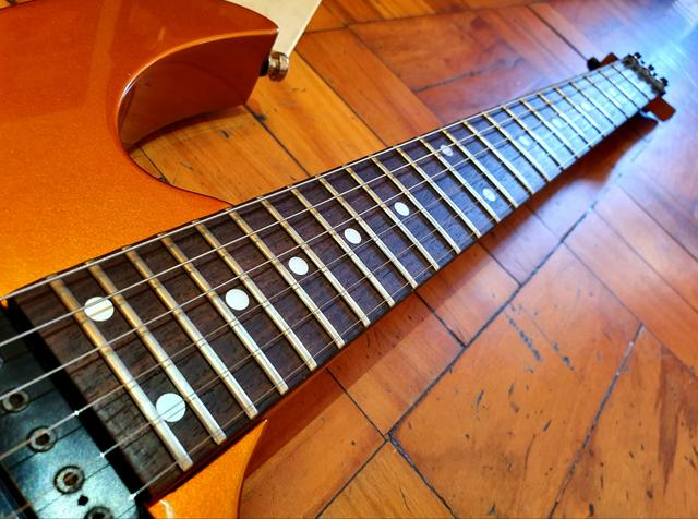 Ibanez rg1570 prestige premium Gibson les paul Studio tribute Traditional Standard fender - Foto 5