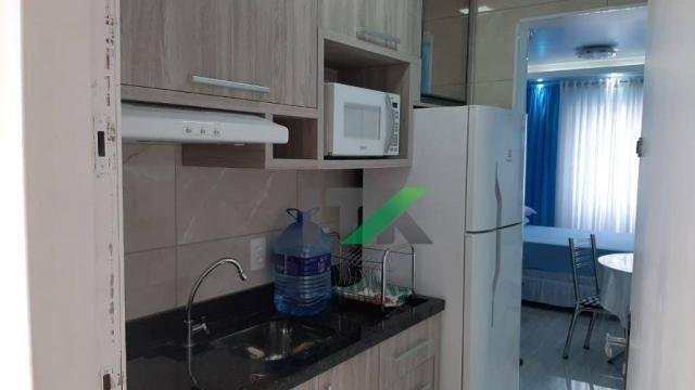 Kitnet com 1 dormitório à venda, 28 m² por R$ 295.000,00 - Nações - Balneário Camboriú/SC - Foto 2