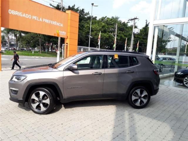 COMPASS 2018/2018 2.0 16V FLEX LONGITUDE AUTOMÁTICO - Foto 4