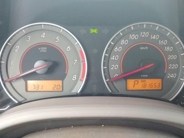 Corolla SE-G 2009 super conservado - Foto 10