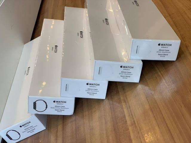 Apple watch série 3 ( lacrado )
