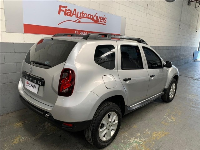 Renault Duster Expression 1.6 Completo 2016 - Foto 4