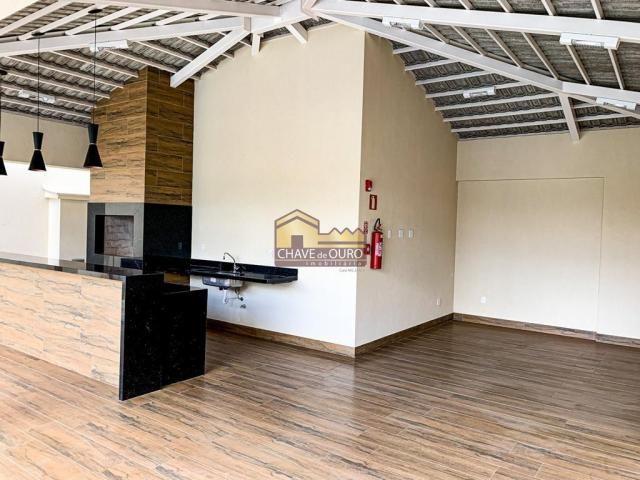 Apartamento à venda, 2 quartos, 1 vaga, Jardim do Lago - Uberaba/MG - Foto 12