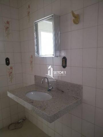Apartamento com 2 quartos para alugar, 88 m² por R$ 1.120,00/mês - Centro - Juiz de Fora/M - Foto 12