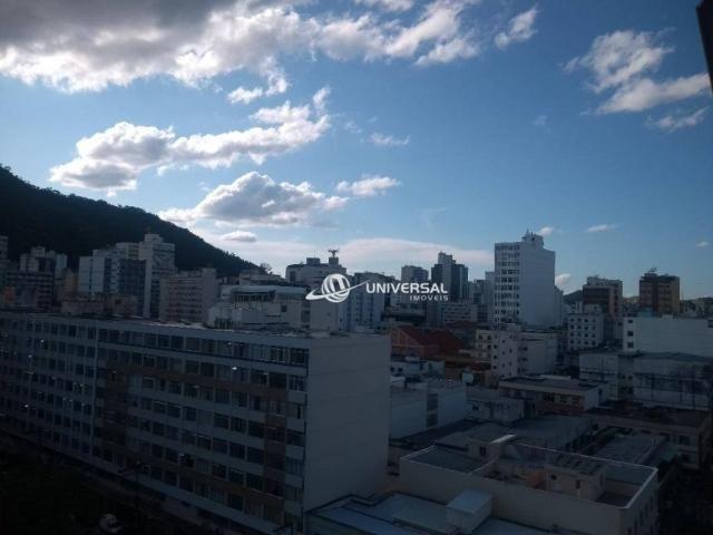 Apartamento com 2 quartos para alugar, 88 m² por R$ 1.120,00/mês - Centro - Juiz de Fora/M - Foto 18