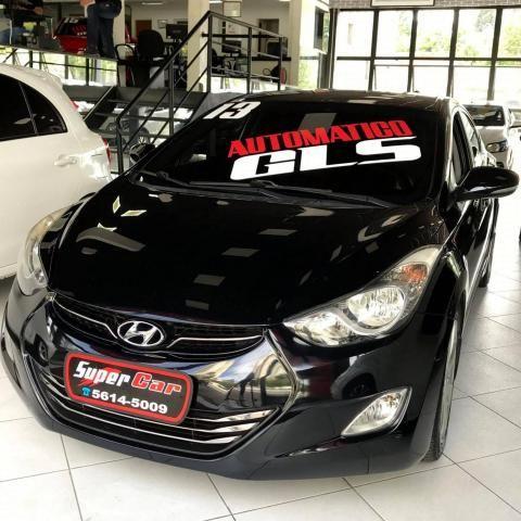 ELANTRA 2012/2013 1.8 GLS 16V GASOLINA 4P AUTOMÁTICO