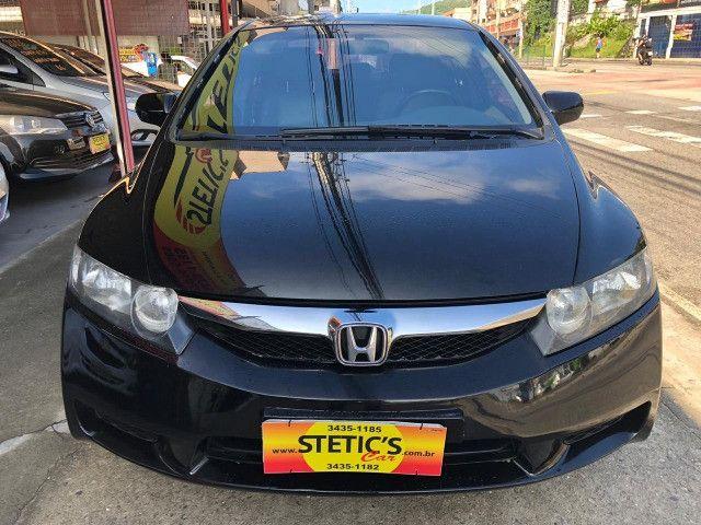 Honda New Civic lxs Aut. c/ GNV