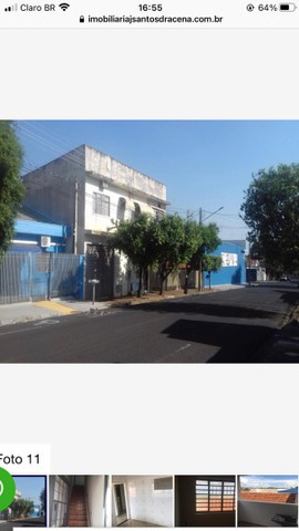 ABAIXOU: VENDE-SE PREDIO COM AREA COMERCIAL  + APTO +KIT NET NO SEGUNDO PISO - Foto 11