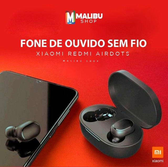 Xiaomi - fone de ouvido sem fio - novo
