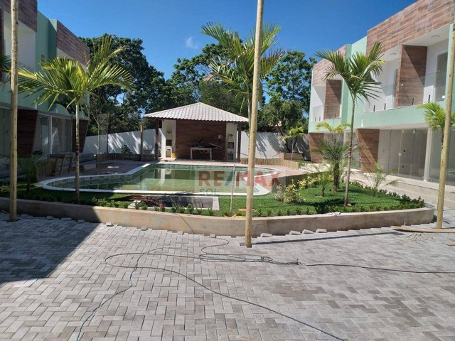 Village Cond. Arecace Imbassai com 2 suítes, 70 m² por R$ 400.000 - Imbassai - Mata de São - Foto 7
