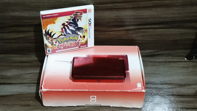 Nintendo 3DS na Caixa Super Conservado  - Foto 2